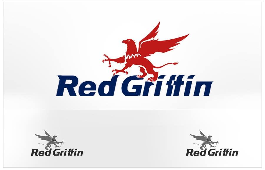 Kilpailutyö #29 kilpailussa Design a Logo for Red Griffin small business