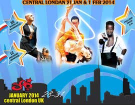 #21 for Stars Of Salsa '14 - The UK Latin Dance Festival af MagicalDesigner