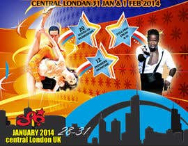 #22 for Stars Of Salsa '14 - The UK Latin Dance Festival af MagicalDesigner