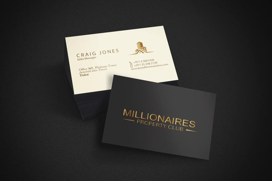 Entry #69 by llMeerll for Design some Business Cards for my real ...