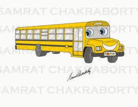 #44 for Illustrate a princess OR a vehicle af samrat66