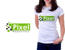 "#8 untuk Logo for New Website ""Pixel Repository"" oleh csdesign78"