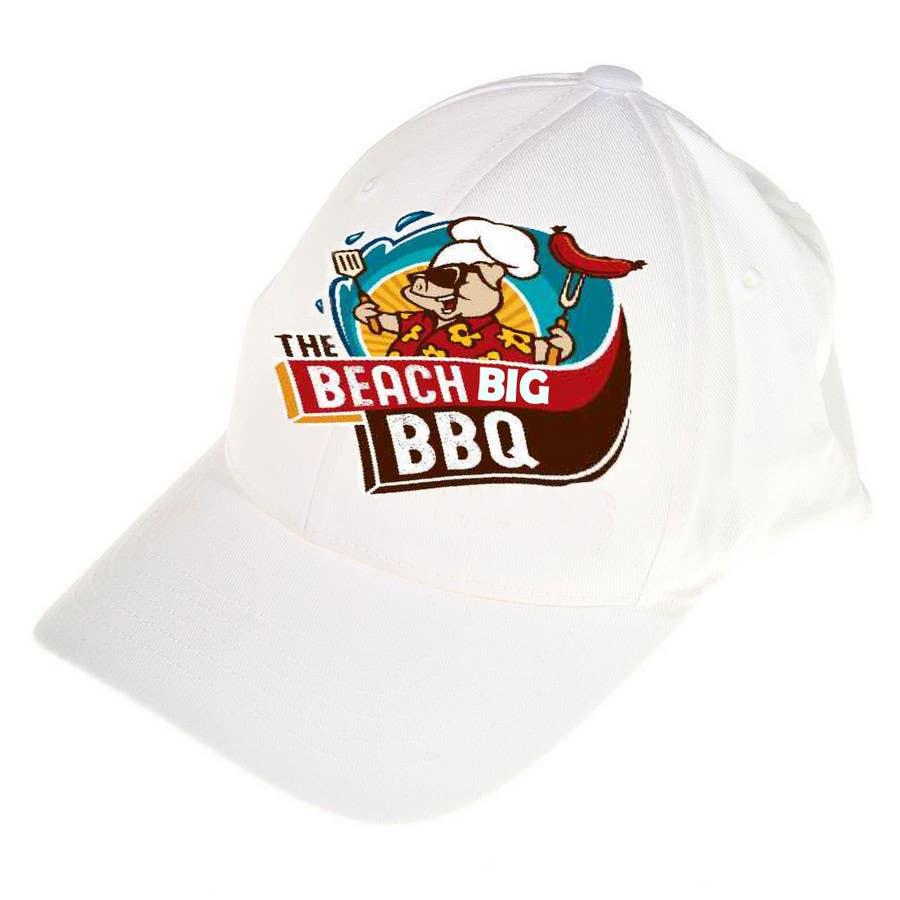 Contest Entry #14 for Baseball Cap Design for Big Beach