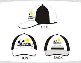 #30 para Baseball Cap Design for Big Beach por innovys