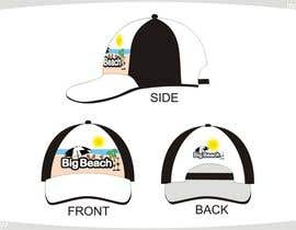 #32 para Baseball Cap Design for Big Beach por innovys