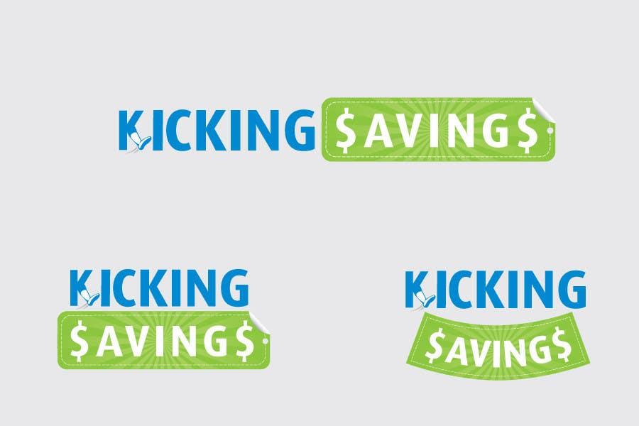 Contest Entry #106 for Logo Design for Kicking Savings