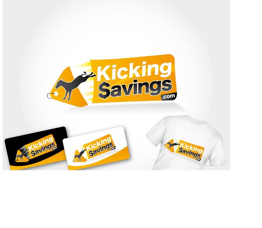 Contest Entry #148 for Logo Design for Kicking Savings