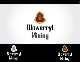 #592 untuk Logo Design for Blowerryl Mining Inc -Mining ,Trading / Import Export(IronOre,NickelOre,Coal) oleh n24