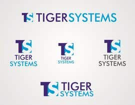 #34 for Design a Logo for Tiger Systems by TheAVashe