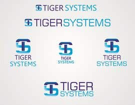 nº 35 pour Design a Logo for Tiger Systems par TheAVashe