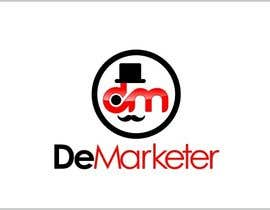 "arteq04 tarafından Design a Logo for ""DeMarketer"" - for the defense marketing expert için no 86"