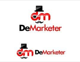 "arteq04 tarafından Design a Logo for ""DeMarketer"" - for the defense marketing expert için no 116"