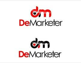"nº 152 pour Design a Logo for ""DeMarketer"" - for the defense marketing expert par arteq04"
