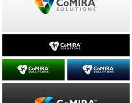 #196 para Logo Design for CoMira Solutions por maidenbrands