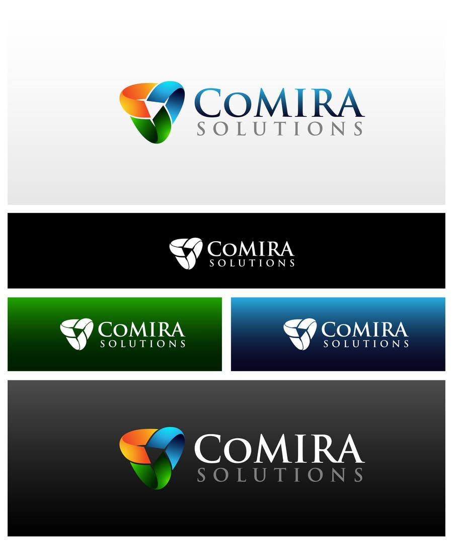 #195 for Logo Design for CoMira Solutions by maidenbrands