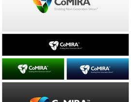#203 para Logo Design for CoMira Solutions por maidenbrands