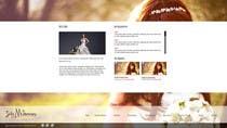 Website Design Inscrição do Concurso Nº13 para Design a Website Mockup for a Photographer