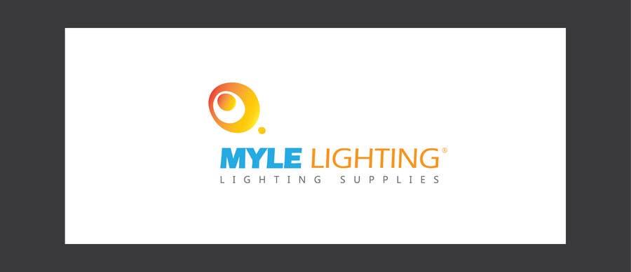 Proposition n°11 du concours Design a Logo for myle lighting