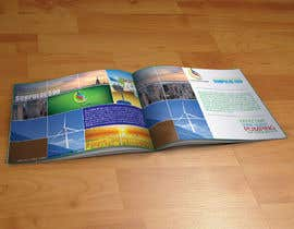 #5 for design of a brochure. autarkic energie. solar by xtreemsteel