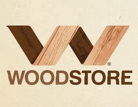 nº 84 pour Design a logo for a WOODSTORE par ramb74