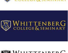 #22 for Design a Logo for:  Wittenberg College & Seminary by gdougniday
