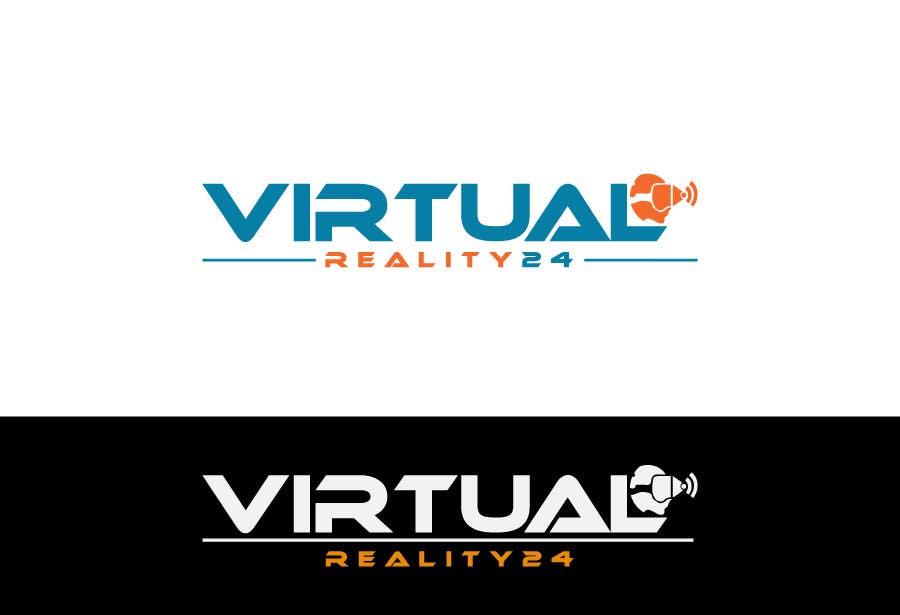 Design Logo Virtual Reality webshop -- 3 | Freelancer  Design Logo Vir...