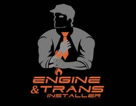 #93 para Design a Logo for Engine & Transmission Installers por rzndra01