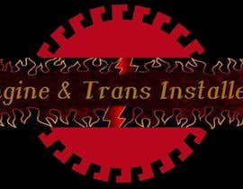 #92 para Design a Logo for Engine & Transmission Installers por smahsan11