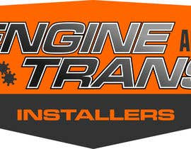 #86 para Design a Logo for Engine & Transmission Installers por adeelsb
