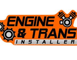 #52 para Design a Logo for Engine & Transmission Installers por mzovko