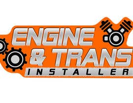 #53 untuk Design a Logo for Engine & Transmission Installers oleh mzovko