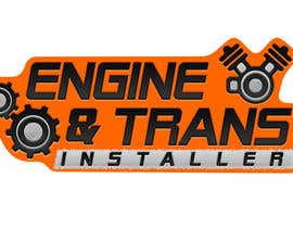 #55 untuk Design a Logo for Engine & Transmission Installers oleh mzovko