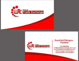 #181 para Logo Design For A Trade Exchange Business 2 por fireacefist
