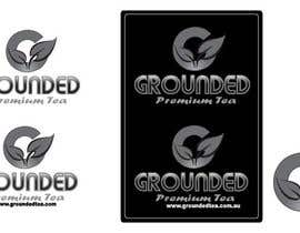 #62 for Design a Logo for grounded premium tea by krisgraphic
