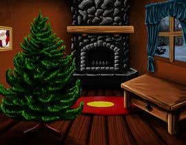 #8 para I need some Graphic Design for a Christmas room por DrenusArt