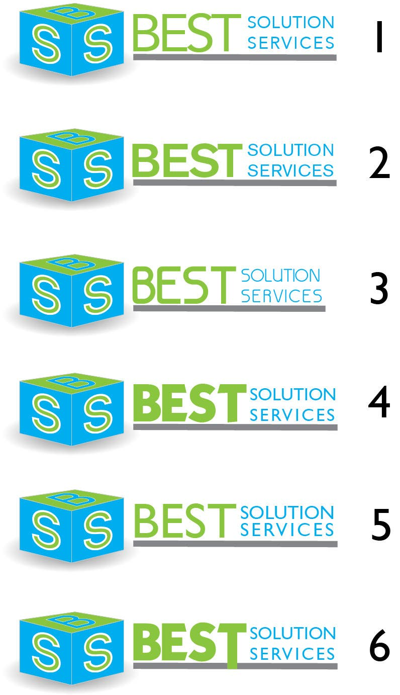 #47 for Best Source Solutions - logo for cards and web by blackd51th