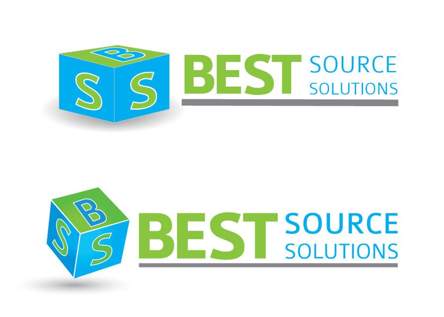 #65 for Best Source Solutions - logo for cards and web by blackd51th