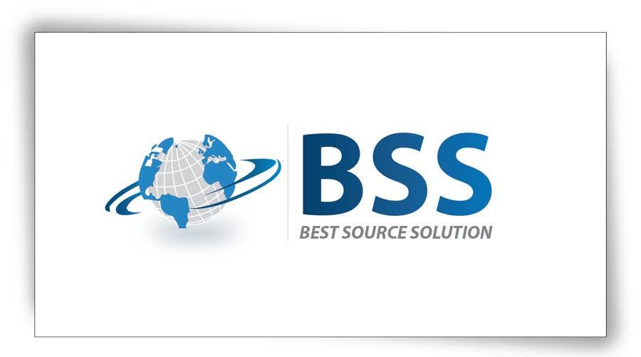 Kilpailutyö #18 kilpailussa Best Source Solutions - logo for cards and web