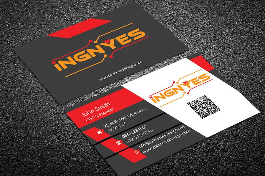 Entry #62 by lipiakhatun586 for Business Cards for innovative ...