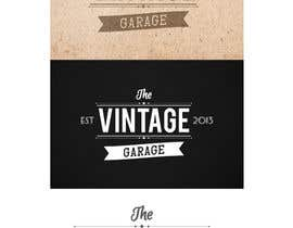 #67 for Design a Logo for Vintage Garage by rssl