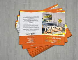 #13 for Design a Brochure for LA Truck Bedliners by Zhelezoff
