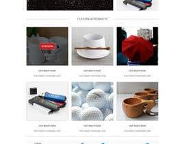 amirkust2005 tarafından Design a promotional product website için no 18
