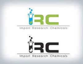 #172 untuk Logo Design for Import Research Chemicals oleh Clarify