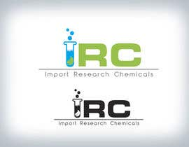 #80 untuk Logo Design for Import Research Chemicals oleh Clarify