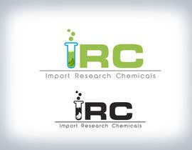 #163 untuk Logo Design for Import Research Chemicals oleh Clarify