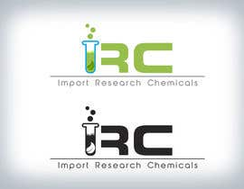 #170 untuk Logo Design for Import Research Chemicals oleh Clarify