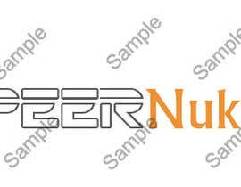 #3 for Design a Logo for Peernuke platform af gireeshvfx