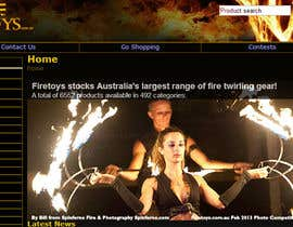 #24 for Design a Logo for Firetoys.com.au af samzter21