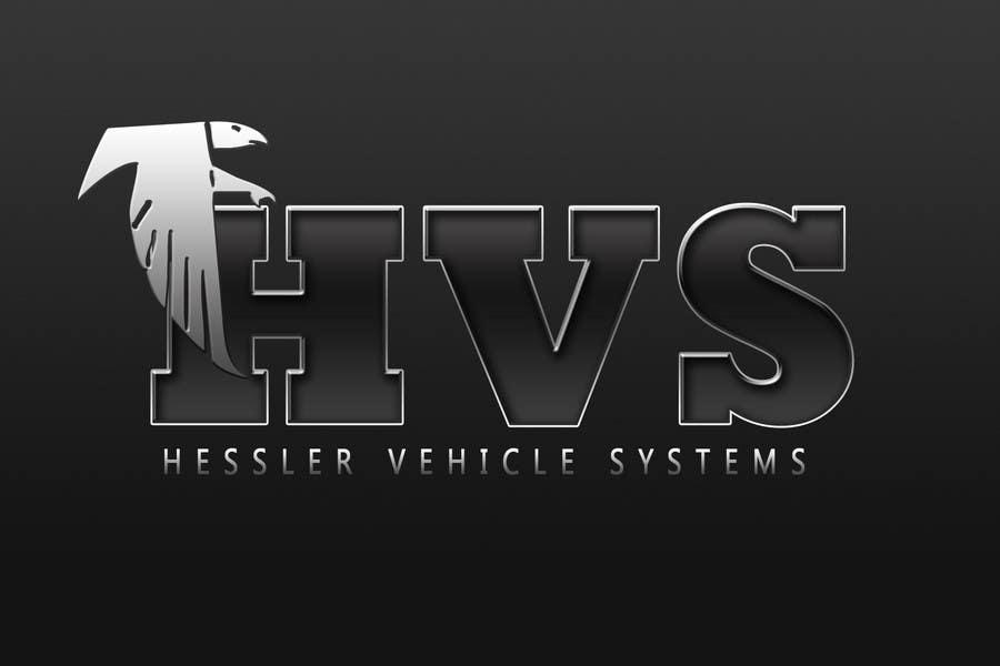 Inscrição nº 108 do Concurso para Logo Design for Hessler Vehicle Systems