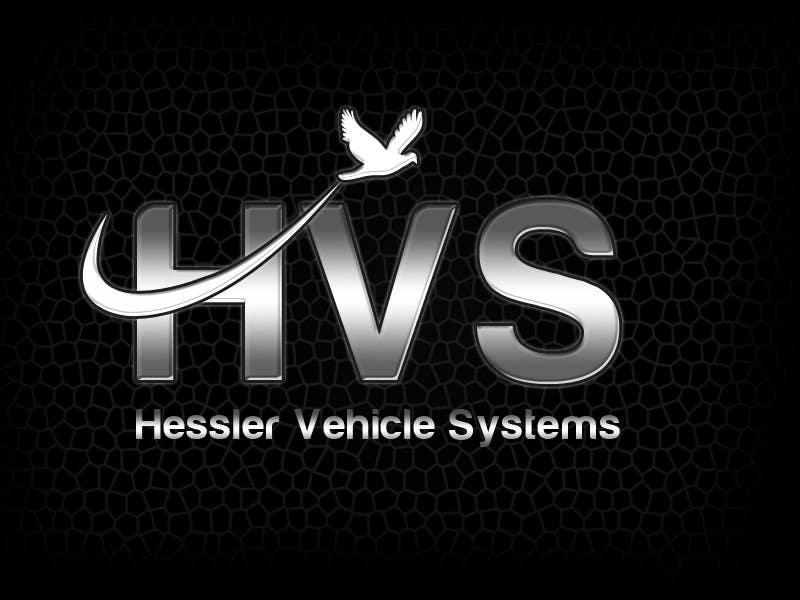 Inscrição nº 346 do Concurso para Logo Design for Hessler Vehicle Systems